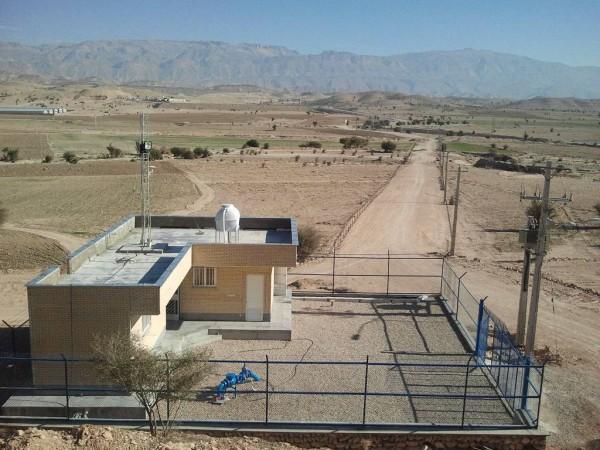 تامین آب مورد نیاز دوران ساخت