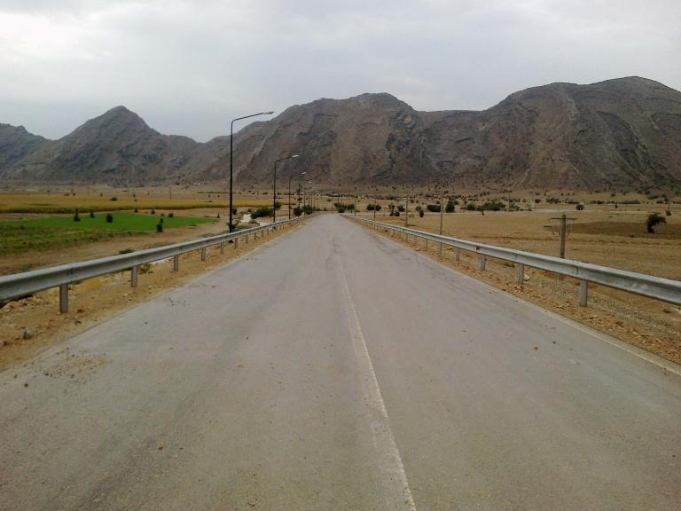 پل و جاده دسترسی